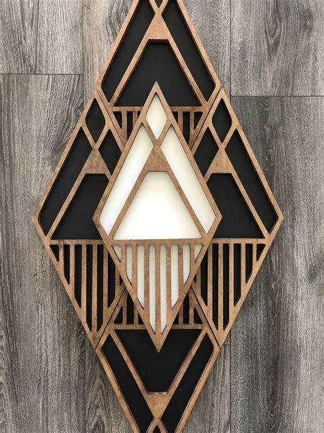 Diamond-Shaped-Wood-Sign-Diy-Plans