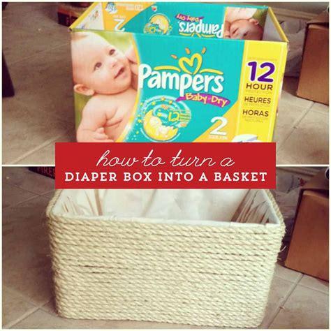 Diaper-Box-Diy
