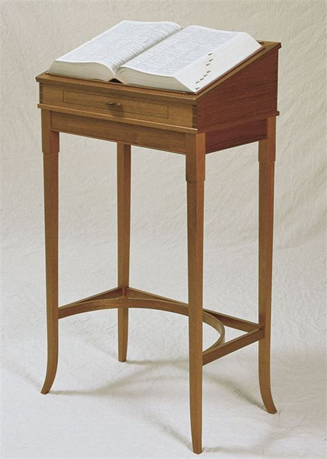 Dictionary-Stand-Plan-Woodworking