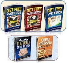 @ Diet Free Weekends Solution Reviews - Mike Whitfield Scam .
