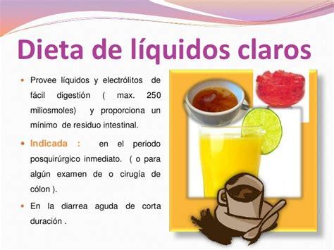Dieta De Liquidos Claros Pdf And Dieta De Los 17 Dias Pdf