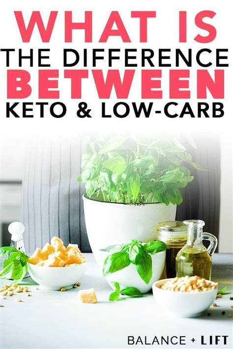 Difference Between Low Carb And High Carb Diet