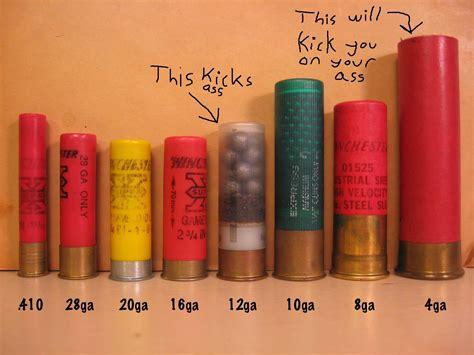 Difference Between 12 Gauge And 20 Guage Shotguns And Harrington Richardson Shotgun 20 Gauge