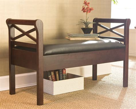 Different Kinds Of Diy Storage Bench
