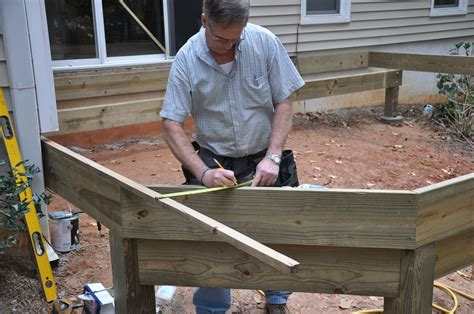Different Ways To Build A Deck Beam