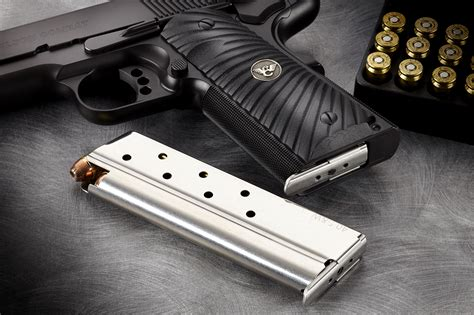 Different Size Magazines 1911 And Ed Brown 9 Mm 1911 Magazines
