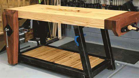 Different-Styles-Of-Woodworking-Benches