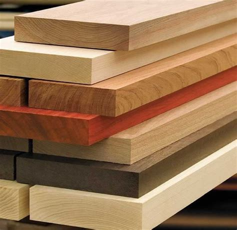 Different-Types-Of-Wood-For-Woodworking