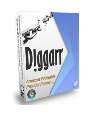 [click]diggarr - The Amazon Profitable Product Finder  Private .