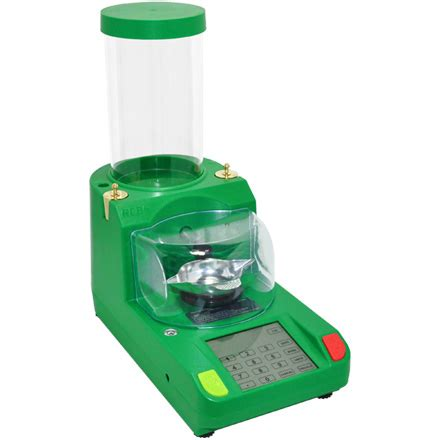 Digital Powder Dispensers -- Rcbs Chargemaster Lyman 1200 .