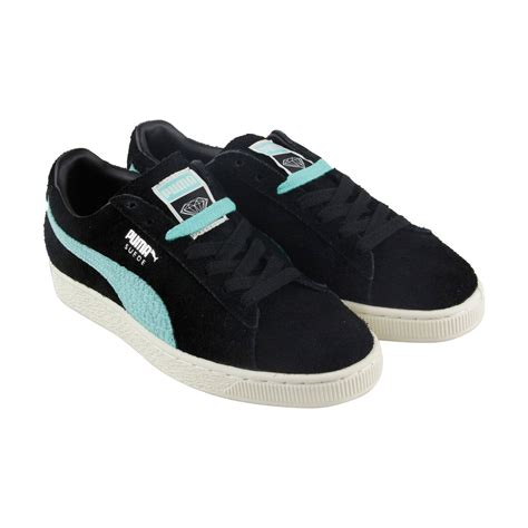 Dillon Ca Mens Green Suede Lace Up Lace Up Sneakers Shoes
