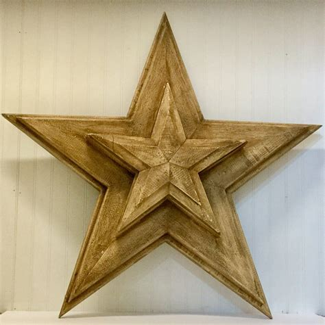 Dimensional-Barn-Star-Plans