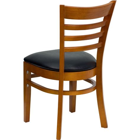 Dine Ladderback Wood Chairs