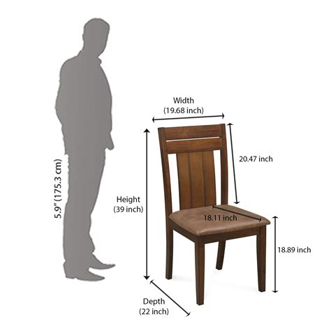 Dining Chair Depth