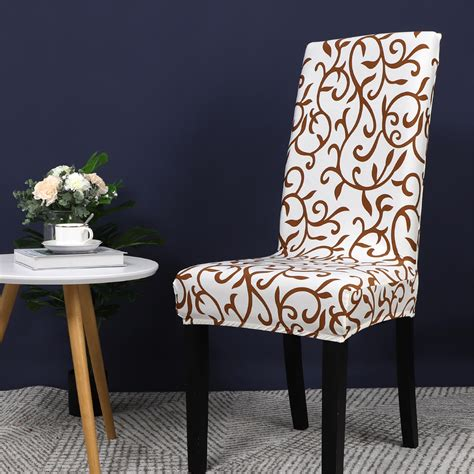 Dining Chair White Covers