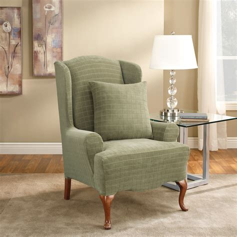 Dining Chair Wingback Chair Slipcover
