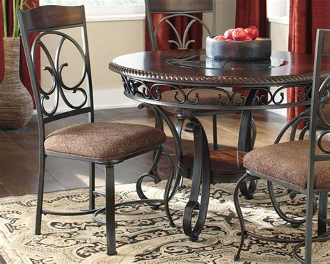 Dining Room Bench Designs With A Wrought Iron