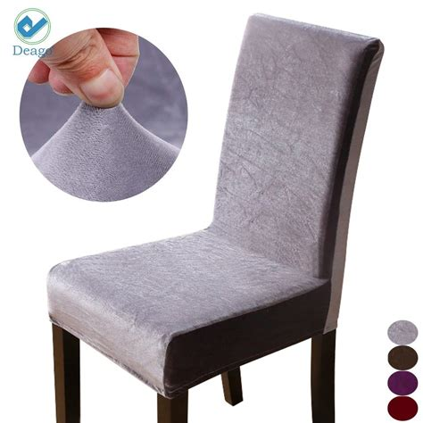Dining Room Chair Covers Gray