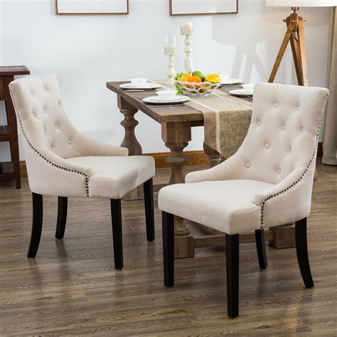 Dining Room Chair With Armrests