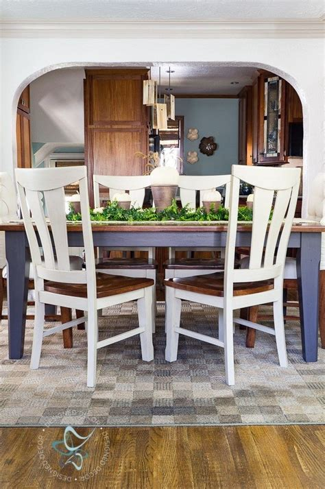 Dining Room Table Makeover Diy