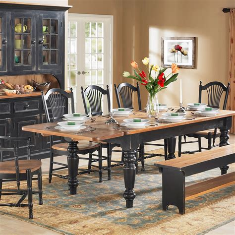 Dining Room Table Plans Country