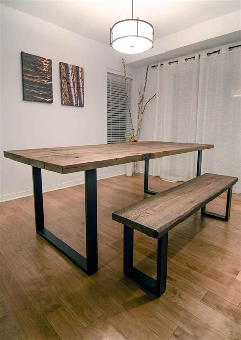 Dining Table Base Diy