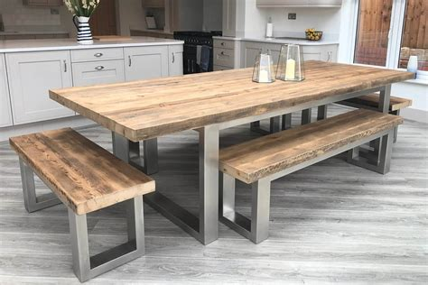 Dining Table Bench Designs