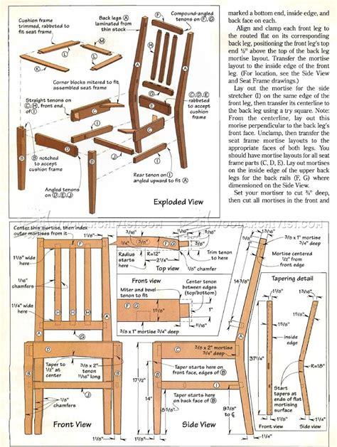 Dining-Furniture-Plans