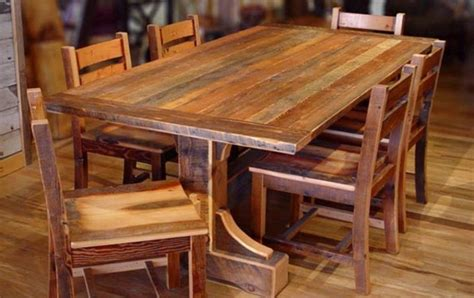 Dining-Room-Set-Woodworking-Plans