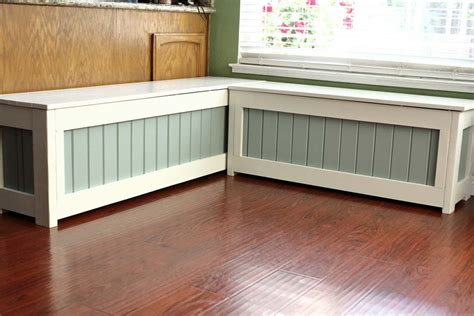 Dining-Room-Storage-Bench-With-Separate-Back-Diy