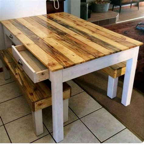 Dining-Table-With-Drawers-Diy
