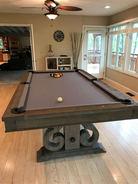 Dining-Top-Pool-Table-Rustic-Farmhouse