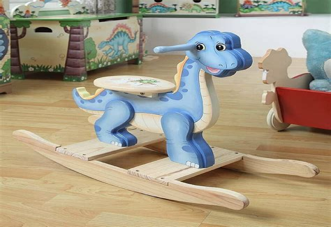 Dinosaur-Rocking-Horse-Plans