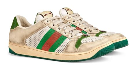 Dirty Gucci Sneakers