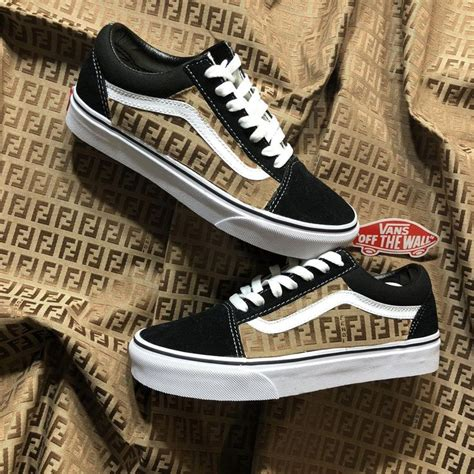 Discontinued Vans Sneakers