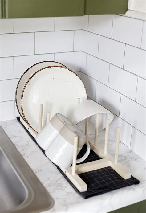 Dish Rack And DIY