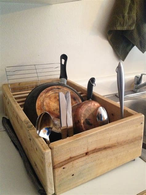 Dish Rack Legs Diy Projects