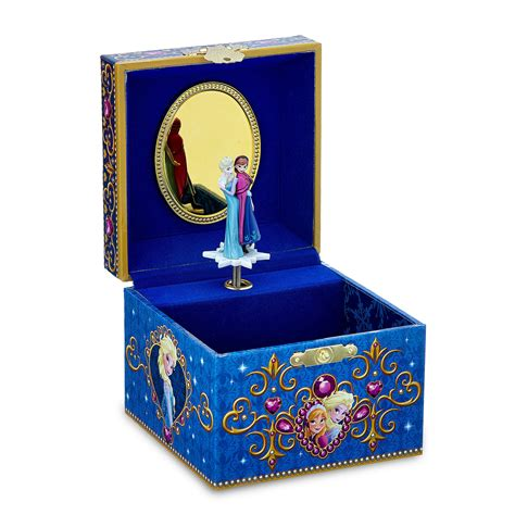 Disney Music Jewelry Boxes For Children