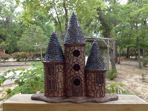 Disney-Castle-Bird-House-Plans