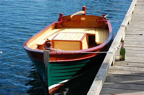 Displacement Fishing Boat Plans
