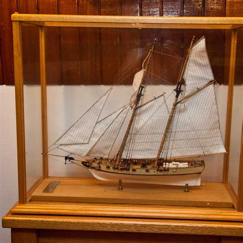 Display Case Plans For Model Ships