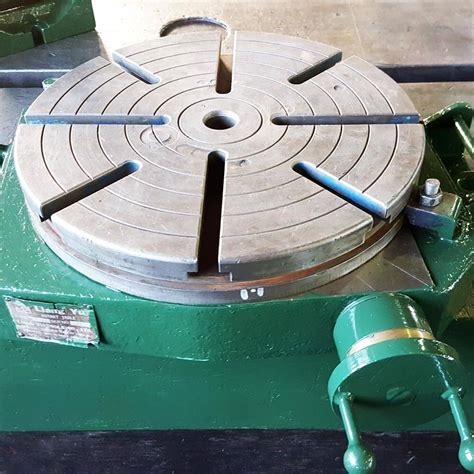 Dividing Head Rotary Table Plans