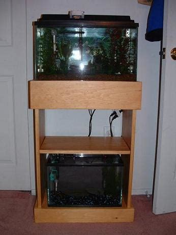 Diy 10 Gallon Aquarium Stand