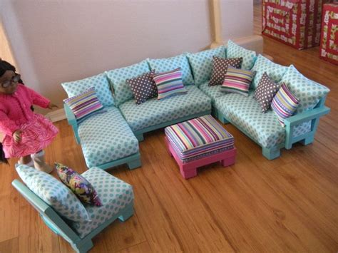 Diy 18 Doll Furniture Patterns