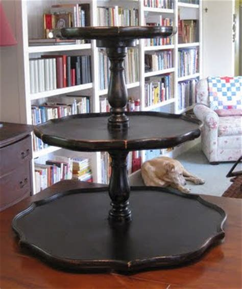 Diy 2 Tier Lazy Susan