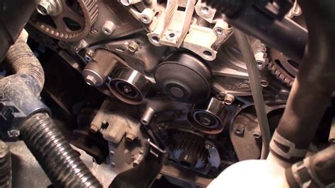 Diy 2014 Honda Odessey Timing Belt Change