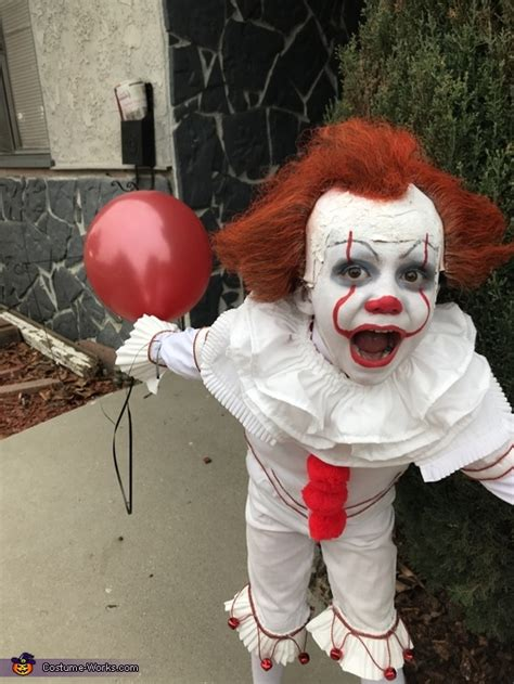 Diy 2017 Pennywise Costume