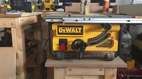 Diy 2x4 Table Saw Stand