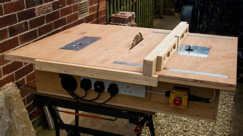 Diy 3 In 1 Table Saw