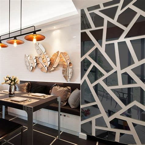 Diy 3d Star Wall Art
